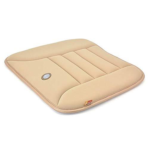 ZDer Memory Foam zitkussen voor auto of bureaustoel, ademend comfortabel zitkussen voor de meeste zitplaatsen
