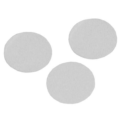 3.0 micron Pore Size Pack of 100 GVS Life Sciences 1215050 Polycarbonate Track Etched Hydrophobic Membrane Disks 13mm Diameter