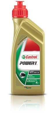 CASTROL Aceites POWER 1 4T 15w50 CONF. 1lt. (ex. GPS)