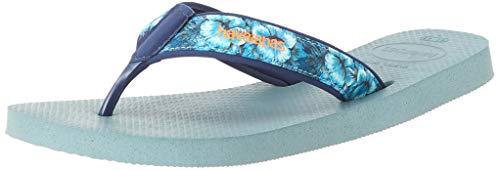 Havaianas Surf Material, Chanclas para Hombre, Azul (Silver Blue 7606), 41/42 EU