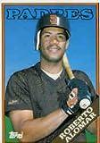 1988 Topps Traded Roberto Alomar Rookie...