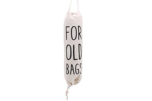 Dispensador de bolsas de plástico para guardar de repetición cíclica bolsas de soporte para guardar dispositivos antiguos bolsas (art839)