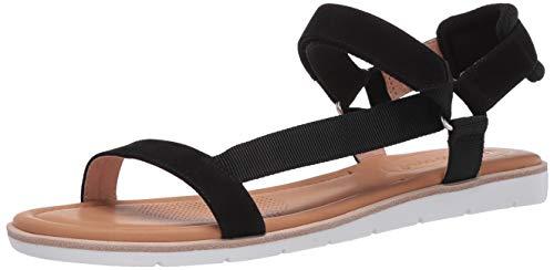 CC Corso Como Women's BRAWYN Sandal, Black, 6.5 M US