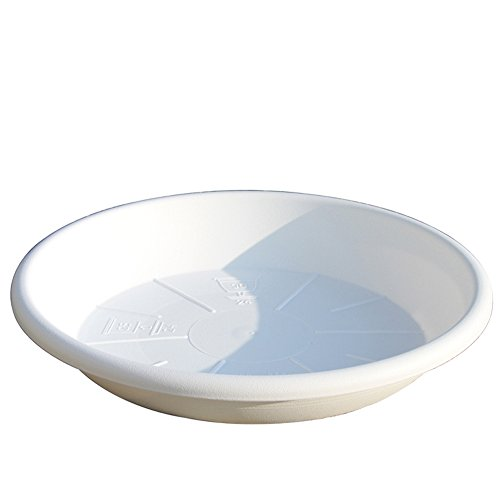 EURO3PLAST 1.483,03 sottobicchieri Medea 40 cm, Bianco per Geo