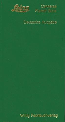 Leica Cameras Pocket Book - Deutsche Ausgabe: Kameras und Objektive 1913-1980