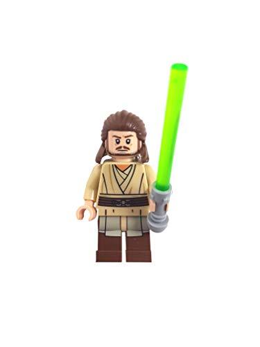 STAR WARS Lego Minifigura Qui-Gon Jinn del Juego 75169