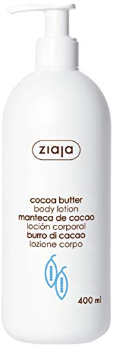 Ziaja Beurre de cacao Émulsion corporelle 400 ml