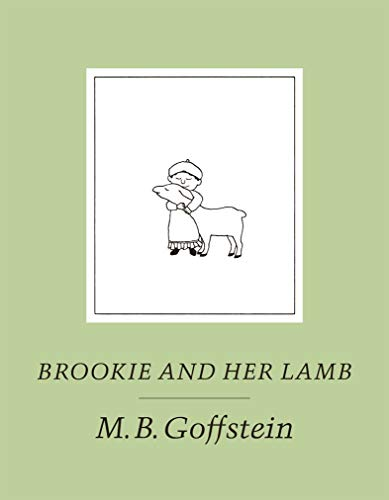 Image of Brookie and Her Lamb