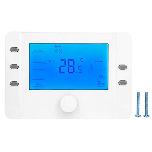 banapoy Termostato Digital Termostato de la casa Controlador...