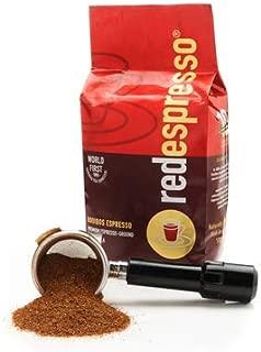 Rooibos Tea - Red Espresso - Original South African Red Tea - 1kg (2.2lbs) Ground - Vegan, Non GMO, Antioxidant, Caffeine-Free, Allergy Friendly, Kosher, Organic (2.2lbs (1kg))