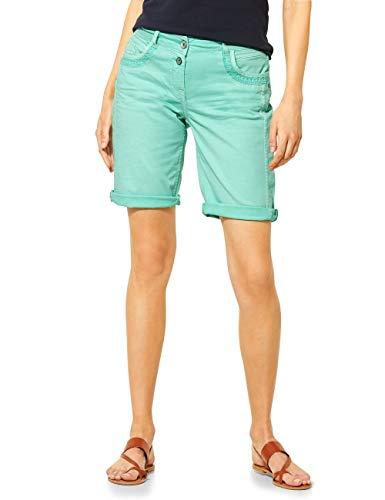 Cecil Damen 373136 New York Shorts, Light Molecule Mint Green, 27