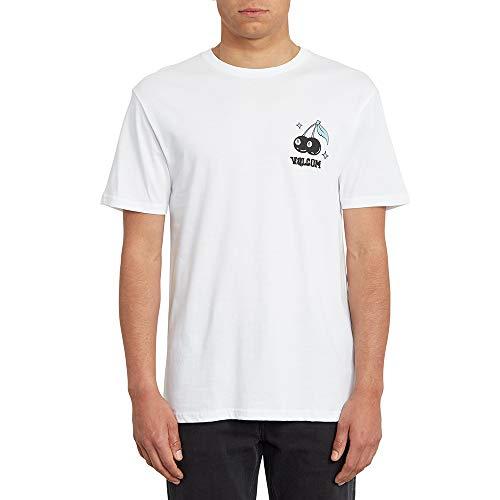 Volcom - Camiseta Nature Knows - White