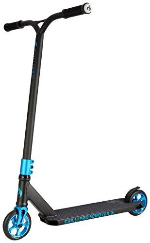 Chilli 117-4 Reaper Reloaded Ghost Blue - Monopattino per bambini, colore: Blu