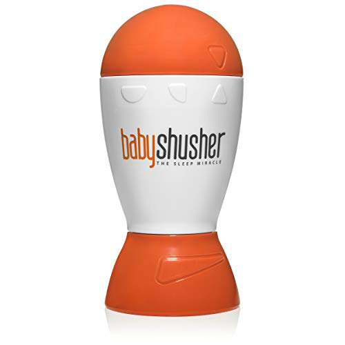 Baby Shusher the Sleep Miracle – Sound Machine – Rhythmic Human Voice Shushes Baby to Sleep Every Time – The Quickest Way to Get Baby to Sleep (Baby Product)