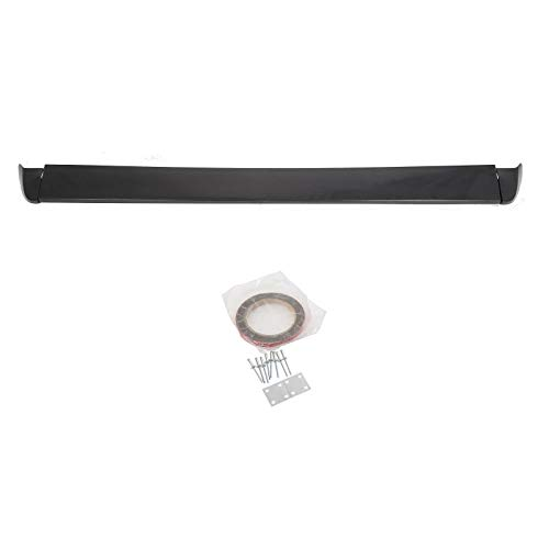 Foundation Deals Fit 1999-2006 for Chevy SS Silverado Intimidator Tailgate 3 Piece Spoiler Wing