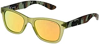 Police Exchange 3 Mod SK 039 Col NVNG, Size 47-19-140 Unisex Polarized Sunglasses