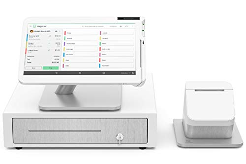 New Clover POS Station (Newest Version) - Requires Processing Account w/Powering POS (with Customer Display)