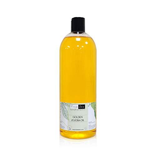 freshskin beauty ltd | Golden Jojoba Oil - 500ml - 100% Pure & Natural -...