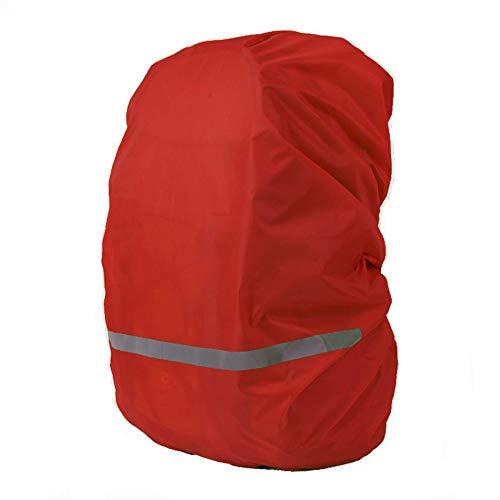 Fundas Impermeable para Mochila,Cubierta Impermeable de la Lluvia de la Mochila con la Tira reflectora para Alpinismo Montaña Escalada Camping Viaje Deporte Marcha Ciclismo (45L-55L)