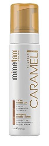 MineTan Caramel, Autobronceador corporal - 200 ml.