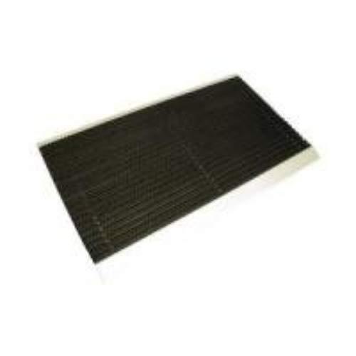 Hamat Fußmatte Outline, Maße: (L) 455 x (T) 785 mm,