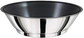 Magma Saute/Omelet Pan - Stainless Steel Exterior & Slate Black Ceramica Non-Stick