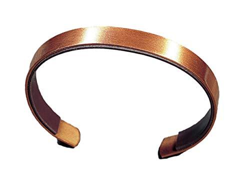 Magnetarmband Armreif Lebensreif, Kupfer-Magnet in Samtbeutel, nickelfrei