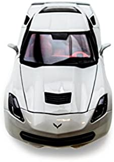 2014 Chevy Corvette Stingray Z51 - 1:18 - White - Maisto Diecast Models by Maisto