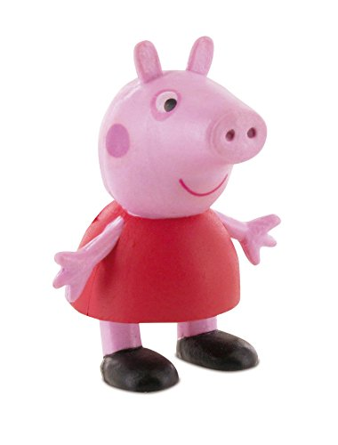 Comansi Peppa Pig Mini Figura, Multicolor, 6 cm (Y99680)