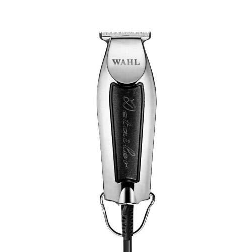 Wahl Detailer Haarschneidemaschine Afro Haar-Trimmer, Grau
