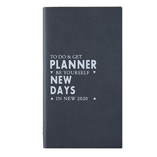 Seasons Shop 2020 Planner Weekly Monthly Planner Notebooks School Supplies Monthly Tabs Calendar Notebooks School Material For Students Consistent