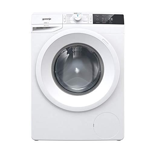 Gorenje WE 743 P Waschmaschine/7 kg/1400 U/min/Automatikprogramm/Schnellwaschprogramm/Energiesparmodus/Weiß