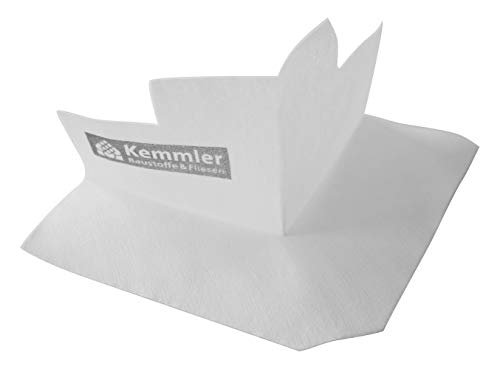 Kemmler AAE11 Außenecke - 110x110x0,3 mm, 90 Grad AQUASEAL+