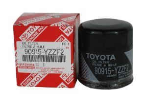 Toyota Genuine Parts 90915-YZZF2 Oil Filter | Advance Auto Parts