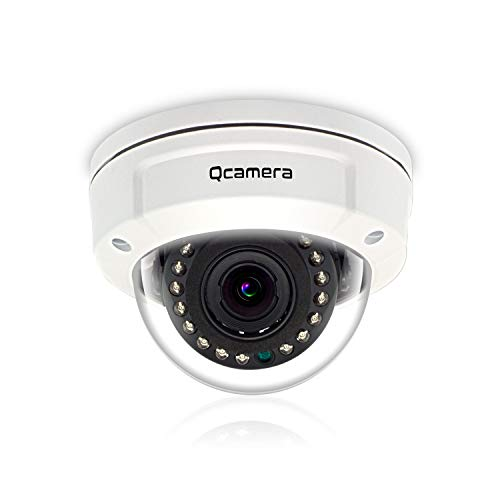 Q-camera Security Dome Camera 1080P TVI/CVI/AHD/CVBS 1/2.9