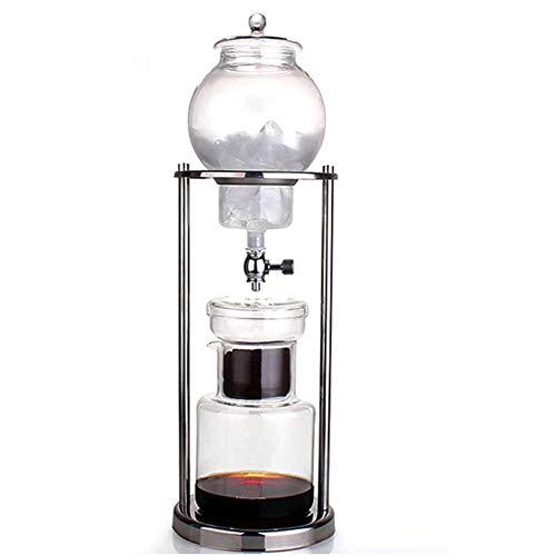 HRRH Tipo de Goteo enfriado con Hielo fría máquina de café, 600 ml
