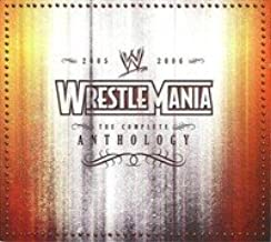 WWE WrestleMania - The Complete Anthology, Vol. 5 - 2005-2006 (WrestleMania XXI-XXII) 2-DVD