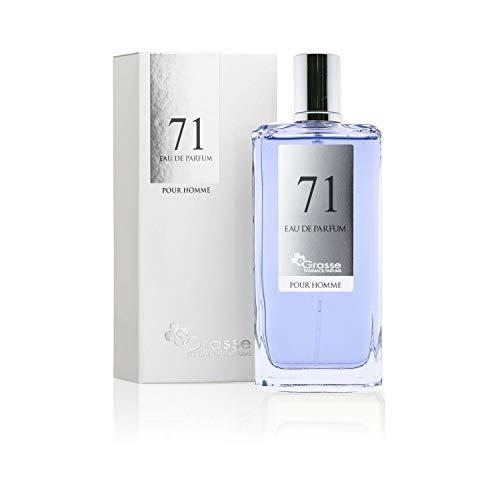 GRASSE Nº71 - Eau de Parfum - Hombre - 100 ml