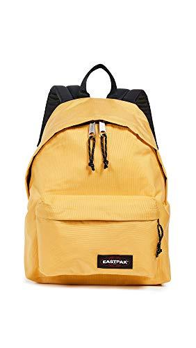 Eastpak Padded PAK'R Mochila Infantil, 40 cm, 24 Liters, Amarillo (Canoe Yellow)