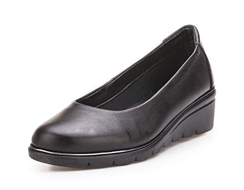 The FLEXX Lady Boo Zapato Comfort Mujer Negro 40 EU