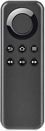 Amtone CV98LM Replacement Remote Control Compatible with Amazon Fire TV Stick and Amazon Fire TV Box Without Voice Function W87CUN CL1130 LY73PR DV83YW PE59CV