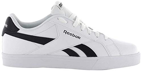 Reebok Royal Complete3Low, Zapatillas de Tenis Unisex Adulto, Multicolor (White/Collegiate Navy 000), 43 EU