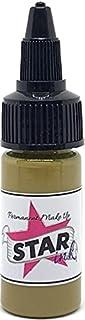 STARINKMAKEUP - Permanent sminkbläck - OCHRE 15ml - Mikropigmentering - Microblading - Tatuering