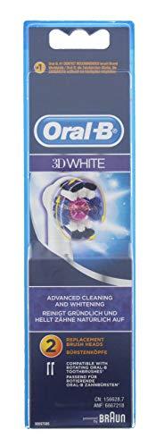Oral-B 3D White Aufsteckbürsten