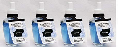 Wallflowers Winter 4-Pack Refill Bulbs