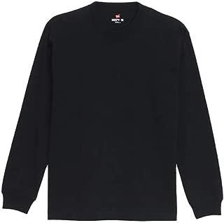 [ヘインズ] ビーフィー 長袖tシャツ ロング T H5186