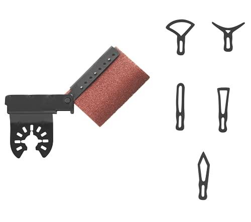 Dremel MM730 Multi-Max Oscillating Tool Contour Sanding Accessory Set