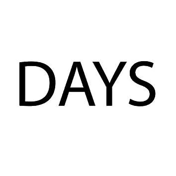 Days (feat. Anna Mia)