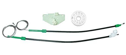 Bossmobil TRANSIT CONNECT, TOURNEO CONNECT (P65, P70, P80_), Delantero derecho, kit de reparación de elevalunas eléctricos