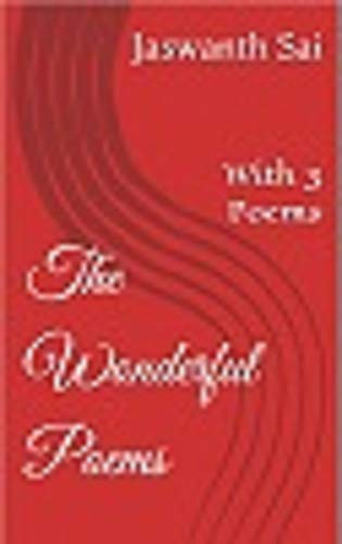 The Wonderful Poems: With 3 Poems (3 Poems Series 1) (English Edition)